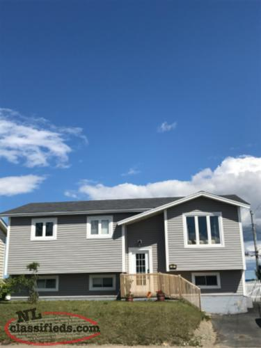 Beautiful Open Concept Split Entry Bungalow With In Law