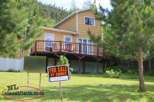 Cabin For Sale Deer Lake Newfoundland Labrador