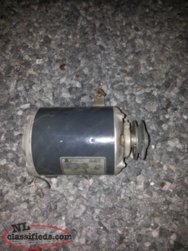 1 3 hp furnace motor corner brook newfoundland labrador for Furnace brook motors inventory