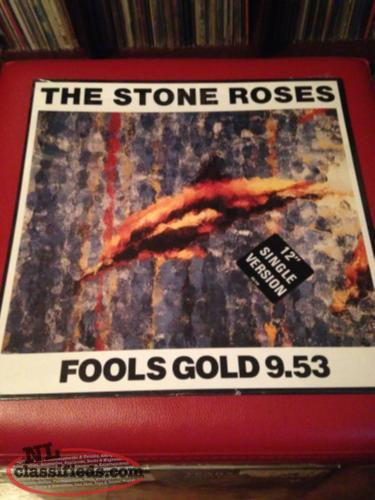 The Stone Roses Fools Gold Vinyl Record Sealed St