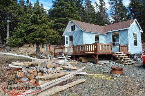 Cabin For Sale Pools Cove Newfoundland Labrador Nl