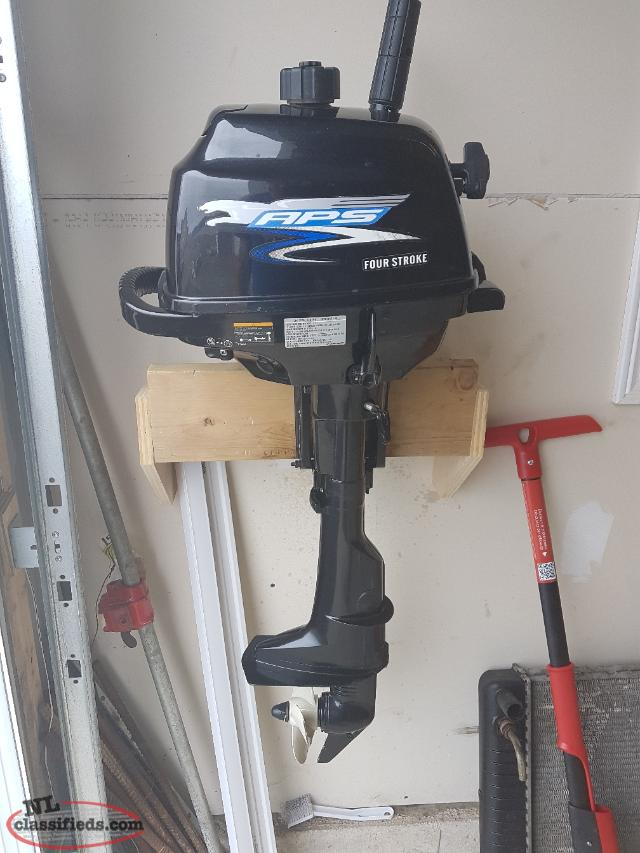 2 6 Hp Aps Outboard Holyrood Newfoundland Labrador