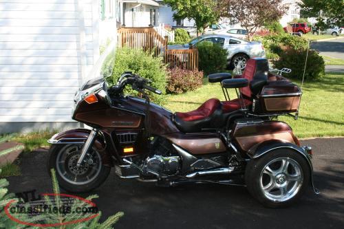 Suzuki Cavalcade Trike For Sale