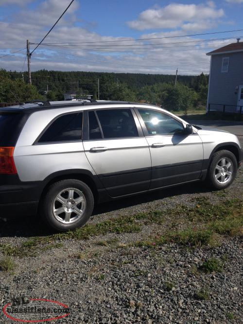2008 chrysler pacifica harebay newfoundland labrador nl classifieds. Black Bedroom Furniture Sets. Home Design Ideas