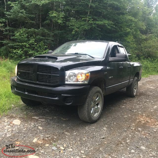 Hemi Dodge Truck: 2008 Dodge Ram Hemi! - Gfw, Newfoundland Labrador