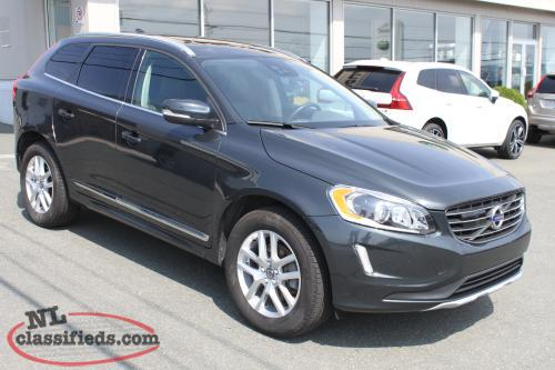 2017 Volvo Xc60 T6 Awd Certified Pre Owned 399 B W