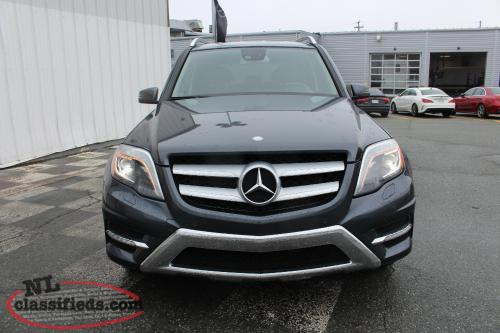 Pre owned 2013 mercedes benz glk350 4matic st john 39 s for Mercedes benz buckhead preowned