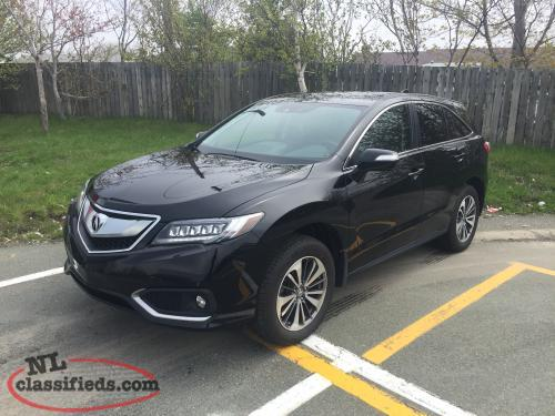 Acura RDX Only Month Lease Remaining Paradise - Lease acura rdx