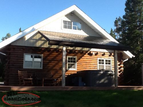 Log Cabin For Sale Thorburn Lake Whitbourne