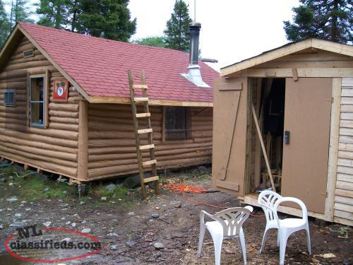 Log Cabin For Sale Cbs Newfoundland Labrador Nl