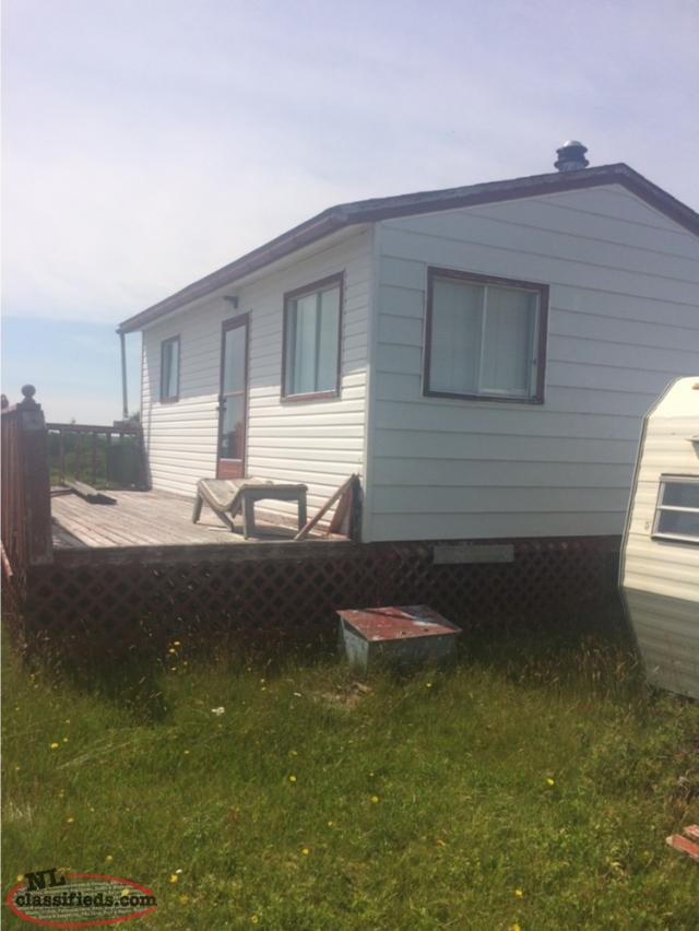 Cabin And Land For Sale In Cappahayden St Johns