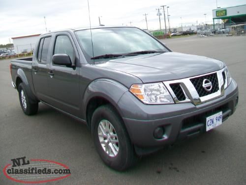 2017 nissan frontier sv crew cab 4x4 lethbridge newfoundland labrador nl classifieds. Black Bedroom Furniture Sets. Home Design Ideas