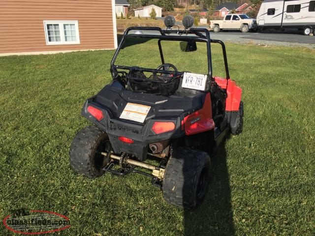 new price 2013 polaris rzr 170 side by side mobile newfoundland labrador nl classifieds. Black Bedroom Furniture Sets. Home Design Ideas