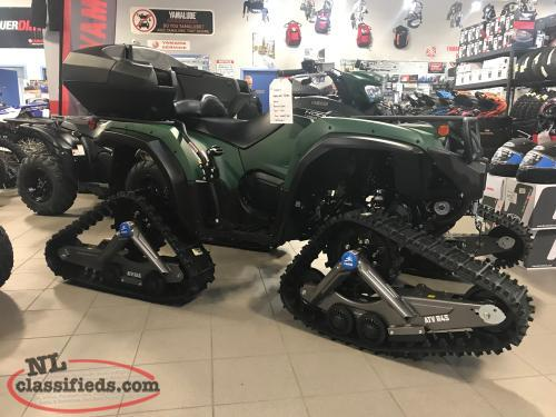 Atlantic recreation is your camso atv ssv track system for Yamaha headquarters usa