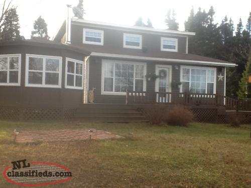 Thorburn lake cabin for sale whitbourne newfoundland for Cabins in newfoundland