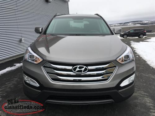 Brunswick Preowned Hyundai >> 2016 Hyundai Santa Fe - Mount Pearl, Newfoundland Labrador   NL Classifieds