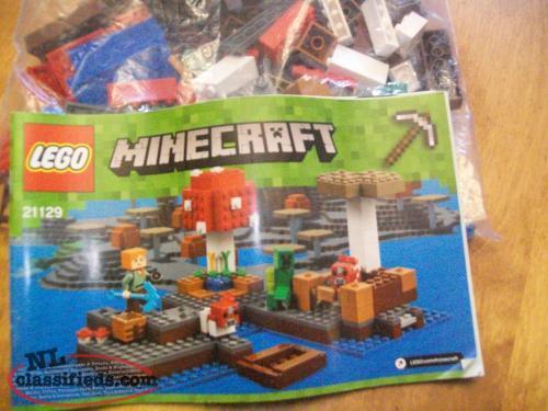 Lego Minecraft sets - Mt. Pearl, Newfoundland Labrador   NL Classifieds