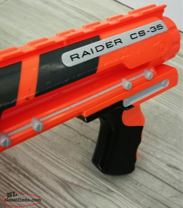 Nerf Gun Lot of (15) Stampede ,Demolisher ,Recon And More!