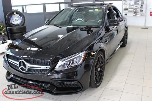 2017 mercedes benz c63 s amg 15 000 off st john 39 s for Mercedes benz 15000