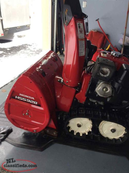 delete bump ad per to buysell my week assistance once snowblowers me or snowblower hs the top camrose in help townpost need honda