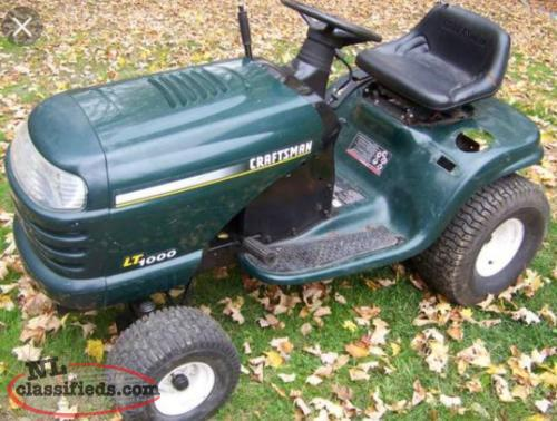 Garden Tractor Grilles : I need a front grill for tractor like this bishop s