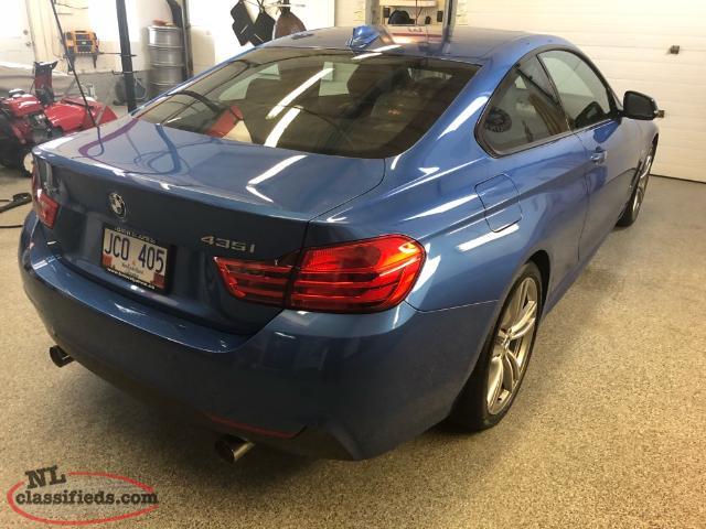 BMW I M Sport Coupe Mount Pearl Newfoundland Labrador - 2014 bmw 435i m sport
