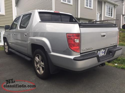 2011 Honda Ridgeline Ex L Fully Loaded Great Condition