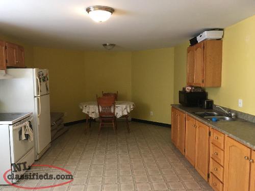 2 Bedroom Basement Apartment Portugal Cove Newfoundland