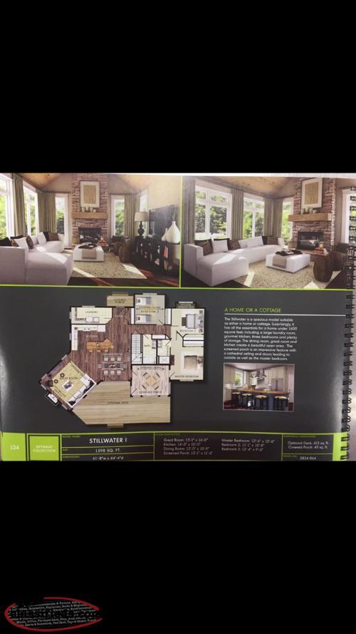 House plans springdale newfoundland labrador nl for House plans nl