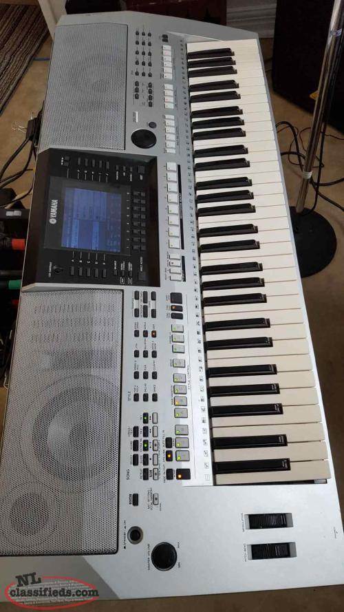 yamaha keyboard for sale clarenville newfoundland labrador nl classifieds. Black Bedroom Furniture Sets. Home Design Ideas
