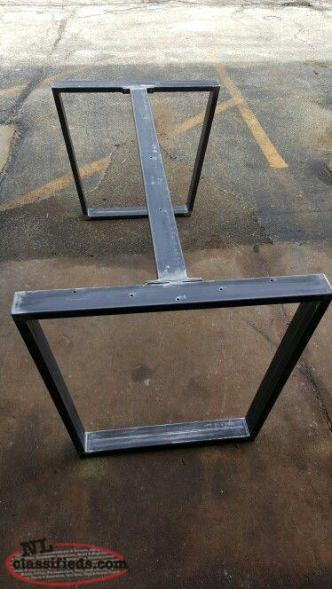 Wanted Heavy Duty Cast Wrought Iron Steel Legs For Coffee Table Goulds Newfoundland Labrador