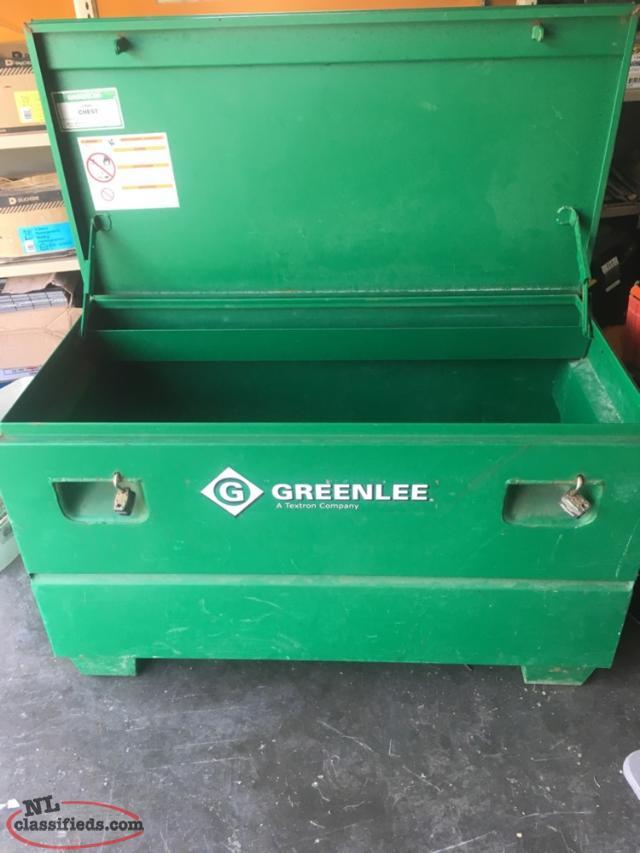 greenlee storage box - bishop's cove, newfoundland labrador | nl ...