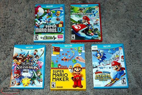 Wii U Olympische Spiele 2021